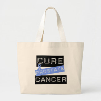 Cure Prostate Cancer Tote Bag