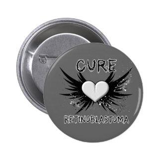 Cure Retinoblastoma Pinback Button