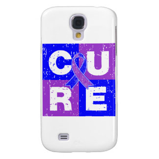 CURE Rheumatoid Arthritis Cube Galaxy S4 Case