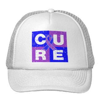 CURE Rheumatoid Arthritis Cube Trucker Hat