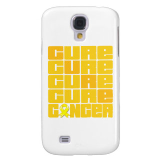 CURE Sarcoma Cancer Collage Galaxy S4 Case