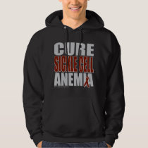 Cure Sickle Cell Anemia Hoodie