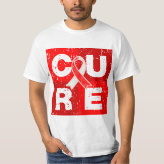 CURE Squamous Cell Carcinoma Cube Shirt