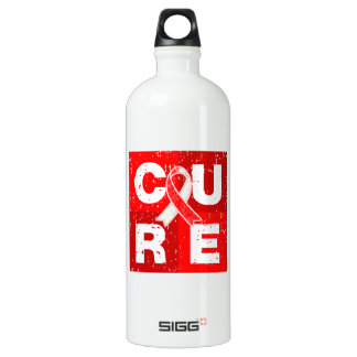CURE Squamous Cell Carcinoma Cube SIGG Traveler 1.0L Water Bottle
