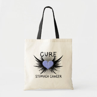 Cure Stomach Cancer Budget Tote Bag