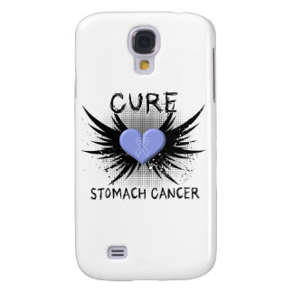 Cure Stomach Cancer Galaxy S4 Cases