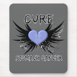 Cure Stomach Cancer Mouse Pad