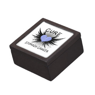 Cure Stomach Cancer Premium Trinket Boxes