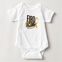Cure Support Childhood Cancer Awareness Baby Bodysuit