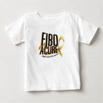 Cure Support Childhood Cancer Awareness Baby T-Shirt
