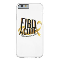 Cure Support Childhood Cancer Awareness Barely There iPhone 6 Case