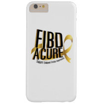 Cure Support Childhood Cancer Awareness Barely There iPhone 6 Plus Case