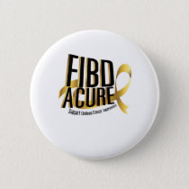 Cure Support Childhood Cancer Awareness Button