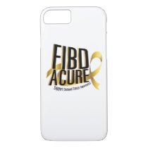 Cure Support Childhood Cancer Awareness iPhone 8/7 Case