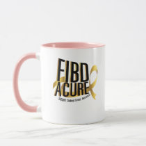 Cure Support Childhood Cancer Awareness Mug