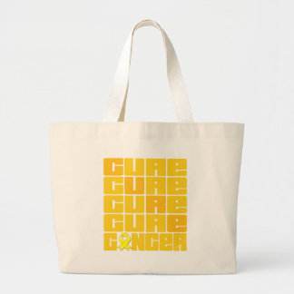 CURE Testicular Cancer Collage Bag