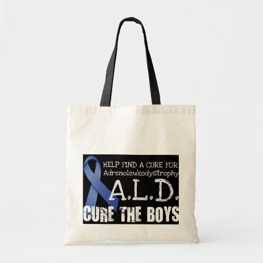 Cure the Boys Tote