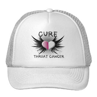 Cure Throat Cancer Hat