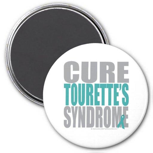 Cure Tourette's Syndrome Magnets