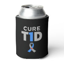 Cure type 1 diabetes can cooler gift - T1D