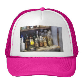 Cures of all kinds hats