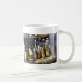 Cures of all kinds classic white coffee mug