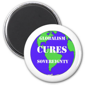 CuresSovereignty Magnet