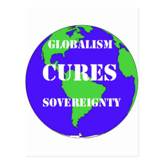 CuresSovereignty Postcard