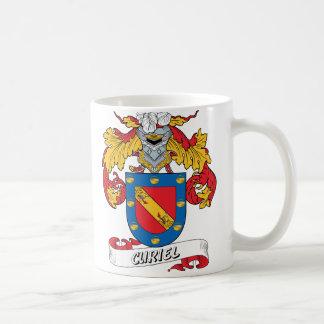 Curiel Family Crest Coffee Mug