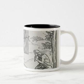 Curing the Sick Two-Tone Coffee Mug