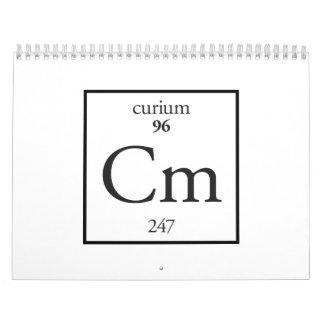 Curio Calendarios
