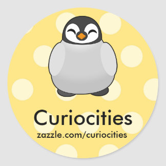 Curiocities Sticker Pack