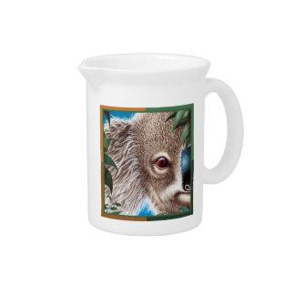 Curios Koala Pitcher