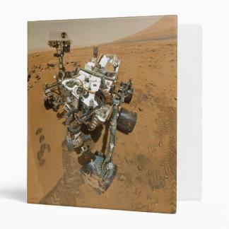 """Curiosidad de Marte Rover en Rocknest Carpeta 1"""""""