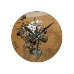 Curiosidad de Marte Rover en Rocknest Reloj