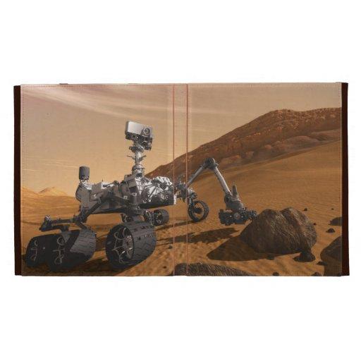 Curiosidad: El Marte siguiente Rover