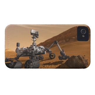 Curiosidad: El Marte siguiente Rover Case-Mate iPhone 4 Protectores