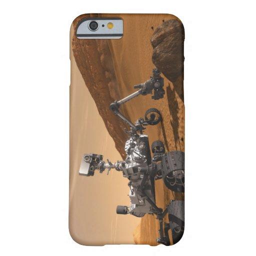 Curiosidad: El Marte siguiente Rover Funda De iPhone 6 Barely There