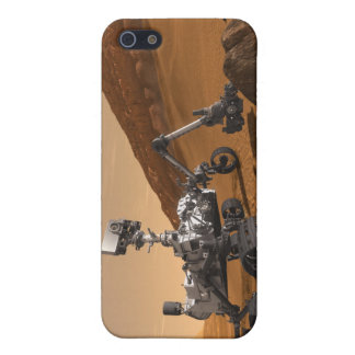 Curiosidad El Marte siguiente Rover iPhone 5 Protector
