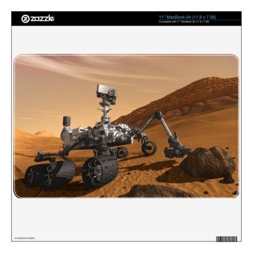 Curiosidad: El Marte siguiente Rover MacBook Air Calcomanías