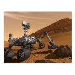 Curiosidad: El Marte siguiente Rover Postal