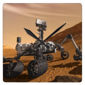 Curiosidad: El Marte siguiente Rover Relojes