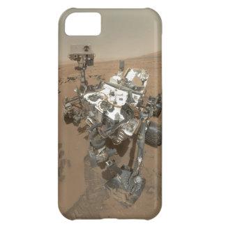 Curiosidad en Marte Funda Para iPhone 5C