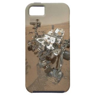 Curiosidad en Marte iPhone 5 Fundas