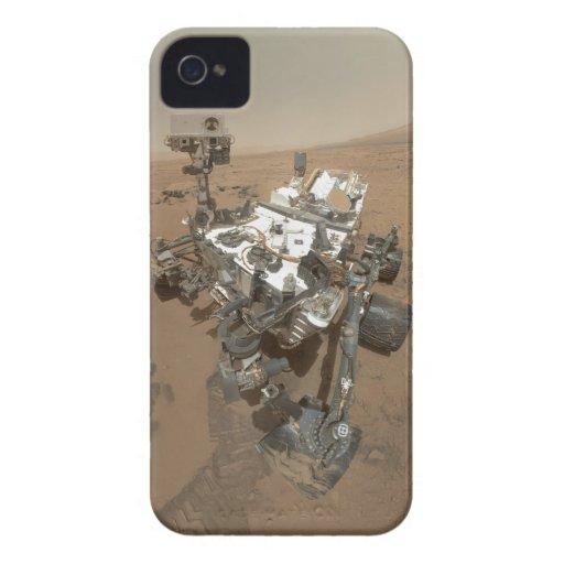 Curiosidad en Marte Funda Para iPhone 4