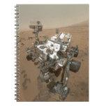 Curiosidad en Marte Libreta