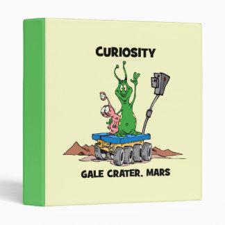 """Curiosidad Marte Rover Carpeta 1"""""""