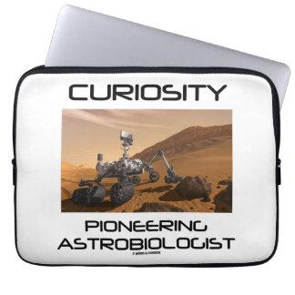Curiosidad que promueve al Astrobiologist (Marte Manga Portátil