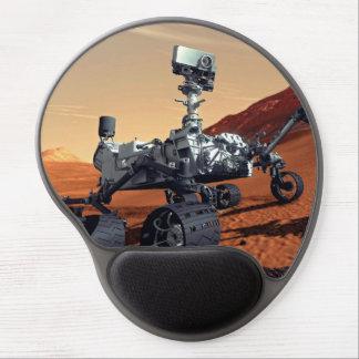 Curiosidad Rover de Marte Alfombrilla Gel