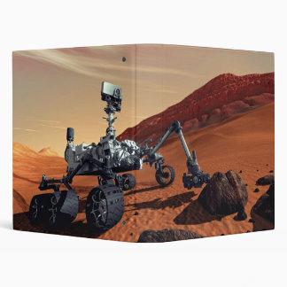 """Curiosidad Rover de Marte Carpeta 1"""""""